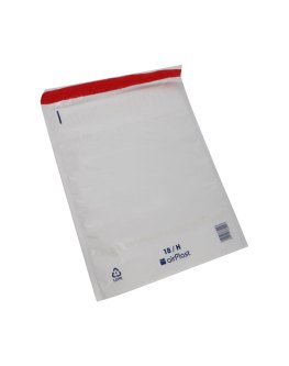 Mailing bag with bubble wrap lining, measurements 300x370+45mm