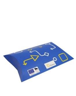 Laminated pillowcase box