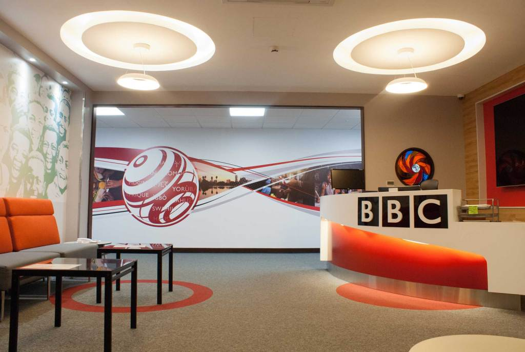 BBC HEADQUARTERS, 9 RIVERSIDE,NAIROBI