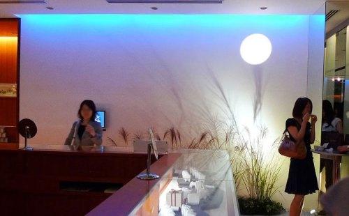 イベントの照明デザイン事例