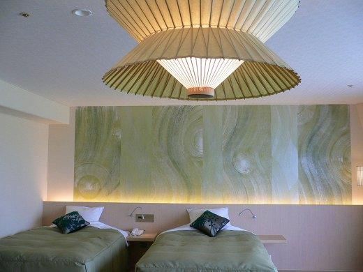 ホテルのライティングデザイン