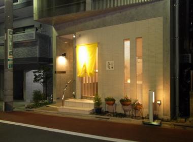 飲食店舗の照明デザイン