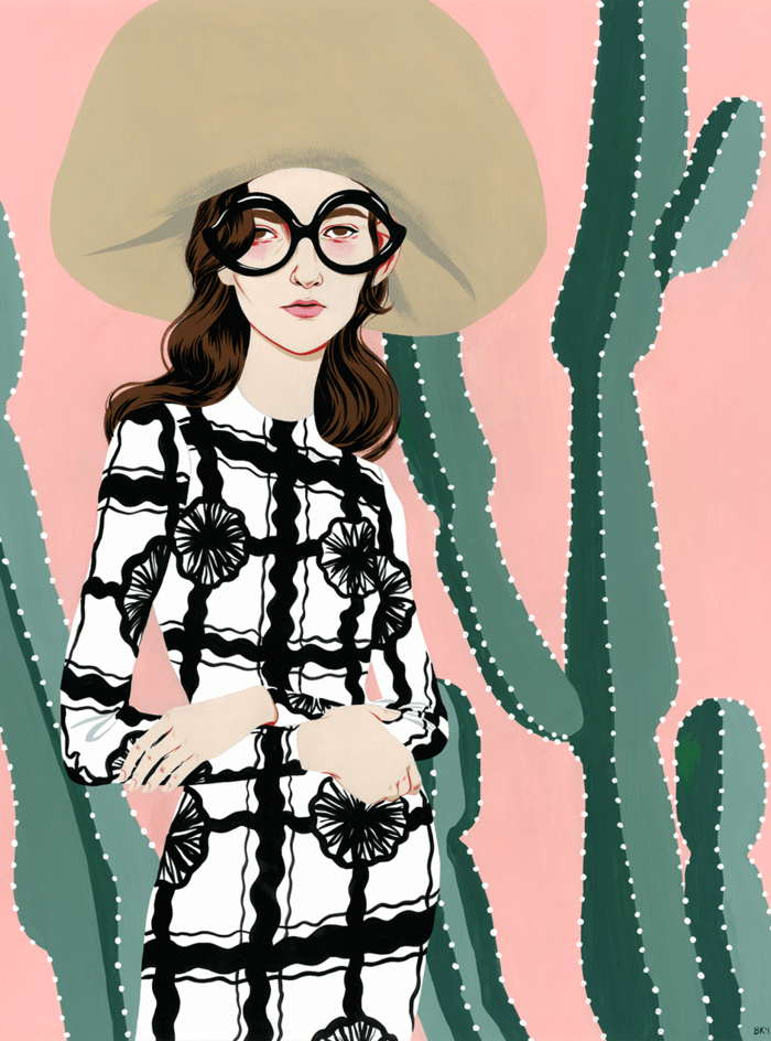 Illustrations by Bijou Karman