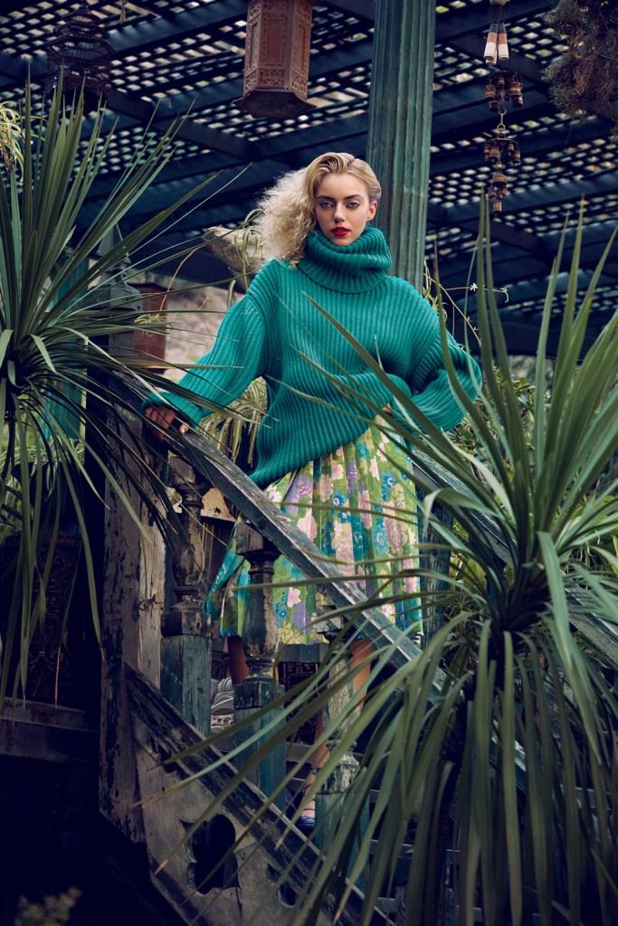 Pyper America Smith for Vogue