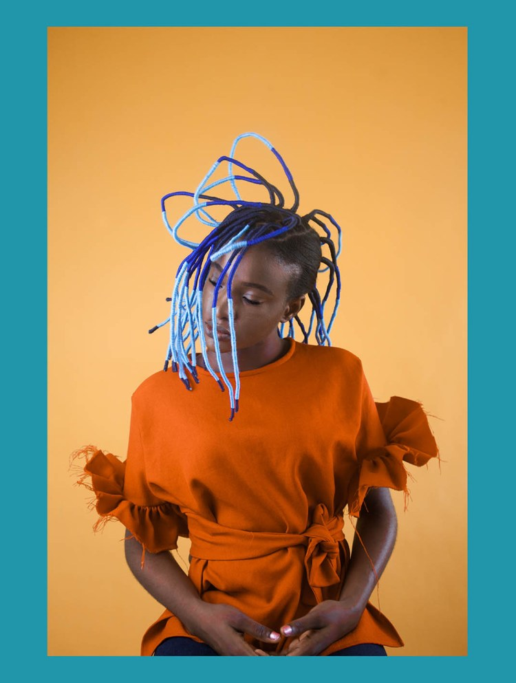 Photographer Medina Dugger Celebrates Nigerian Hair Culture- Design Peeper