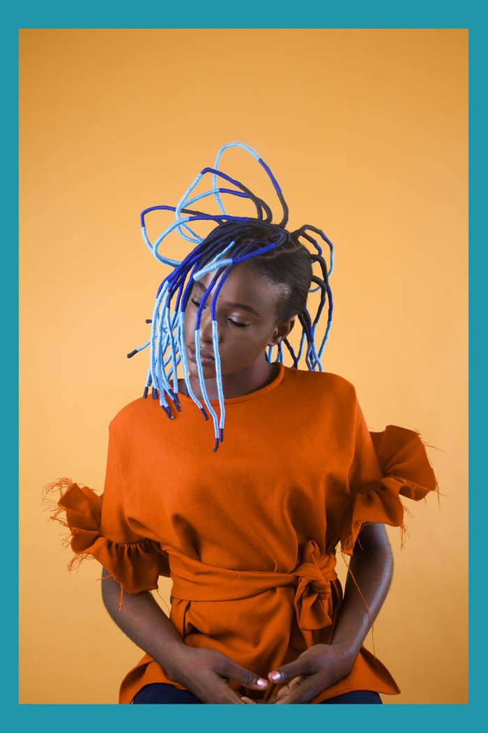 Photographer Medina Dugger Celebrates Nigerian Hair Culture