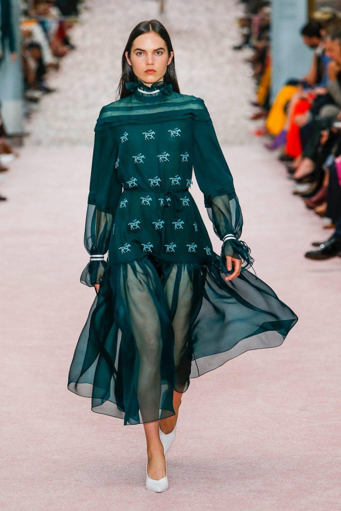 Caolina Herrera Spring 2019-Design Peeper