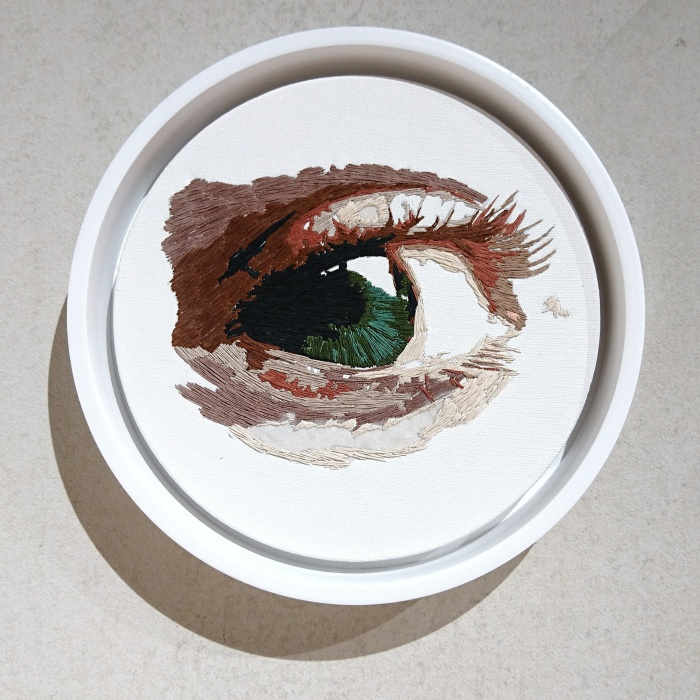 Embroidery Art from Rana Balca Ülker