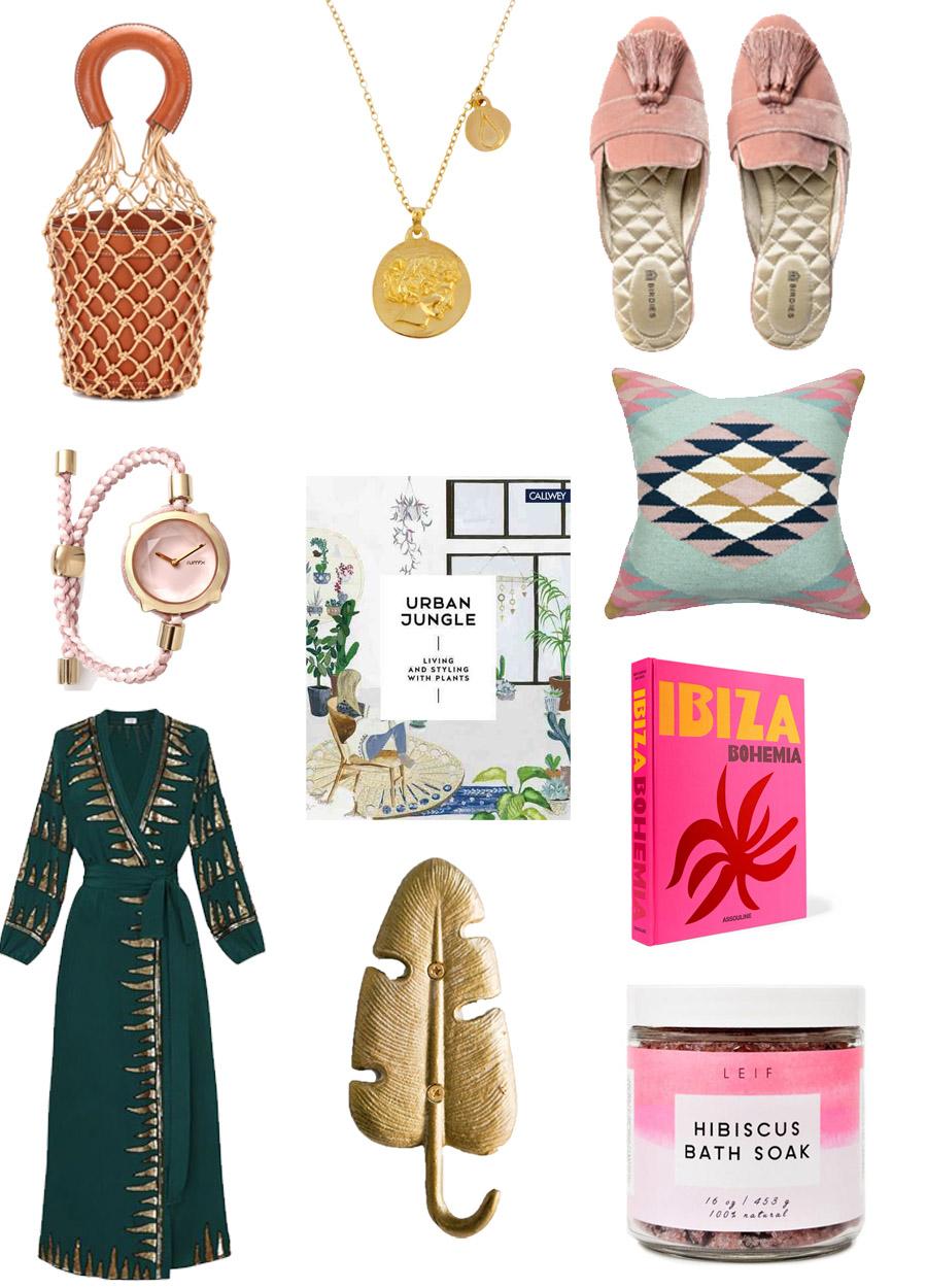 Boho Glam Gift Guide- Deisgn Peeper