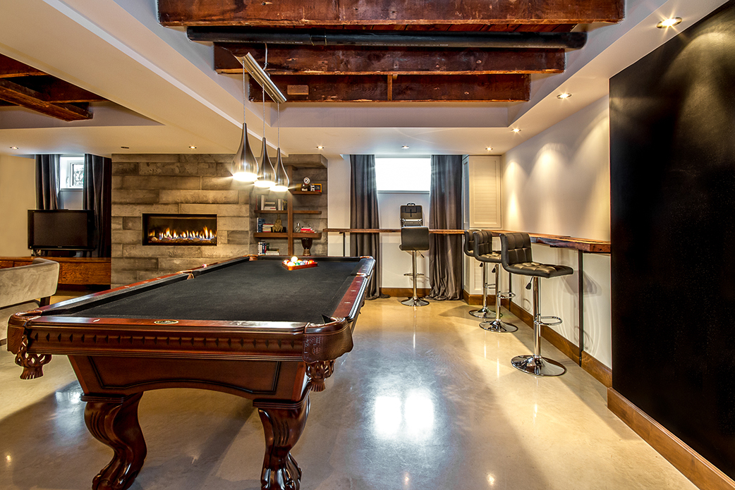 Projet Duplex Lamarre Design Dintrieur Interior