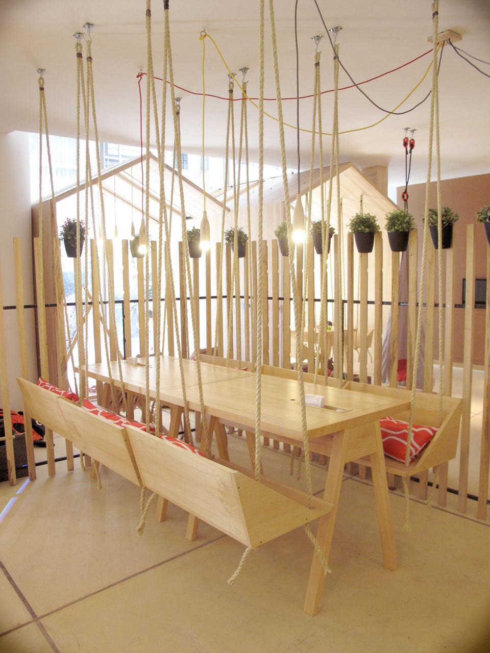 Office Area Design