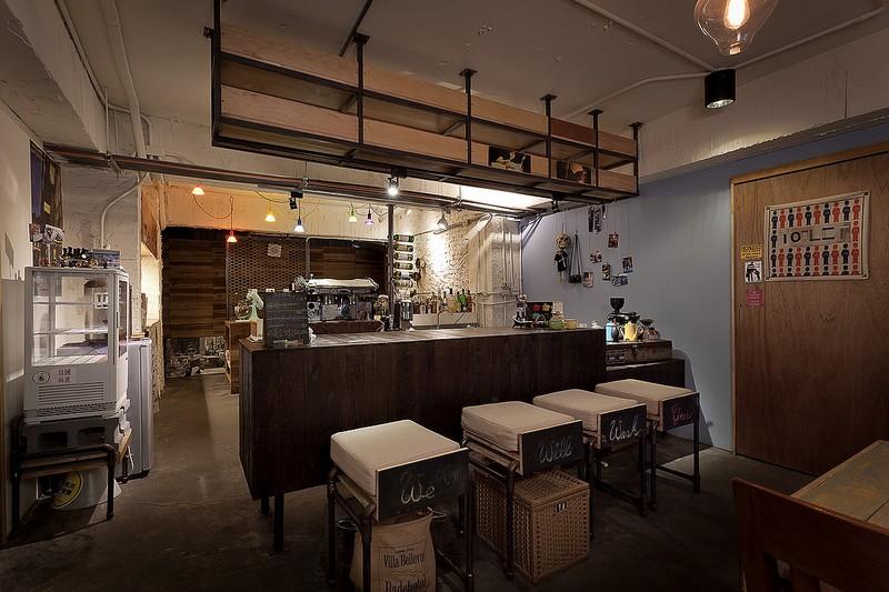 Wash Coffee Laundry Amp Coffee Shop By Formo Design Studio