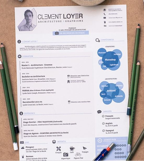 Attractive Resume Templates Free Download Resume Sample