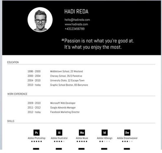 creative market red resume template 9 resume 8 microsoft works