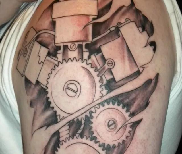 Machinery Arm