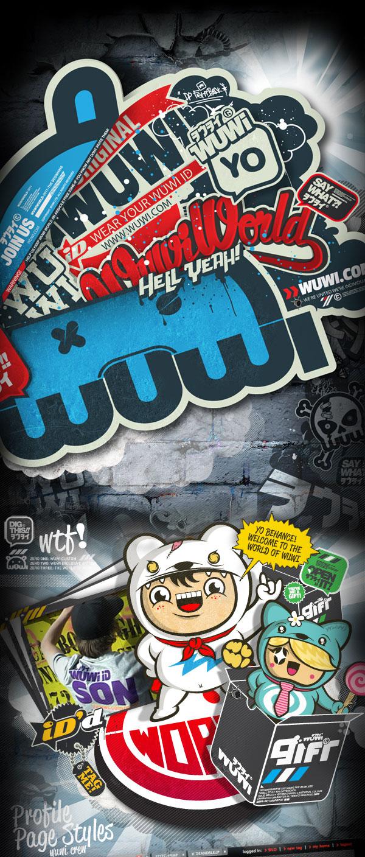 WUWI WORLD by British Designers