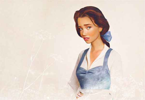 Real Life Disney Characters 2 by British Designers