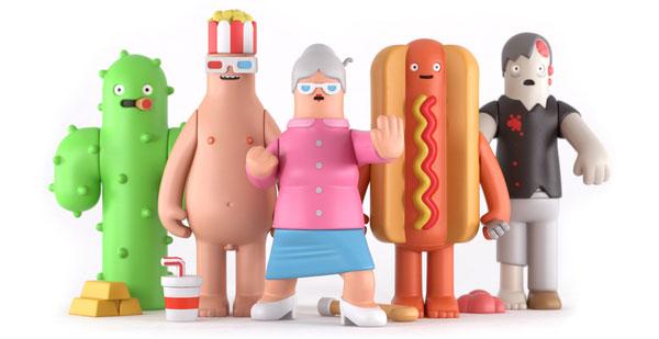 New Toys from Yum Yum by British Designers