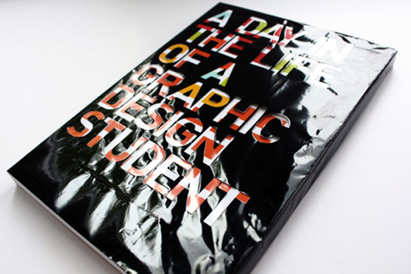 A Day in the Life of a Graphic Design Student by British Designers