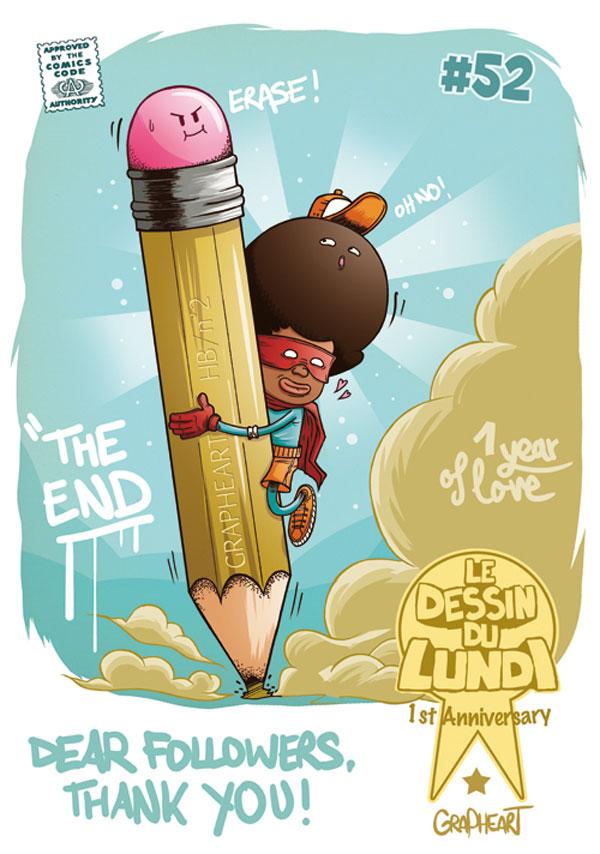 Le dessin du Lundi - Season 1