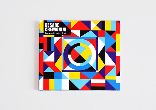 Cesare Cremonini CD Package Design