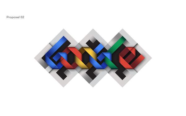 Google Doodle Omar Rayo Design Inspiration