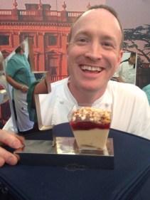 Best Dish, André Garett Taste of London 2014