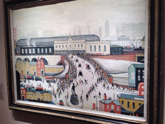 Lowry at Masterpiece 2014
