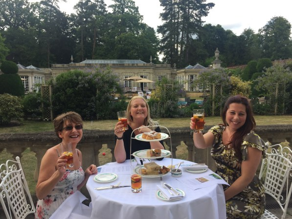 Team LRG's day of Cliveden and Croquet