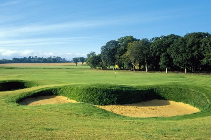 Golf at Stapleford Park
