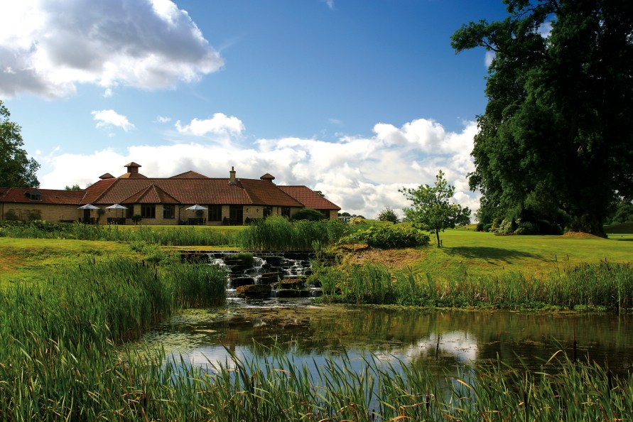 The Manor House Golf Club House