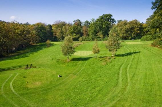 Golf at Ashdown Park