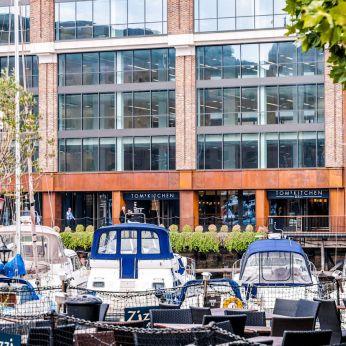 Tom's Kitchen St Katherine's Dock