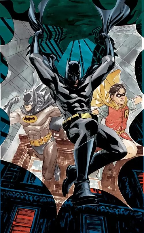 Batman Detective 866 cover by duss005