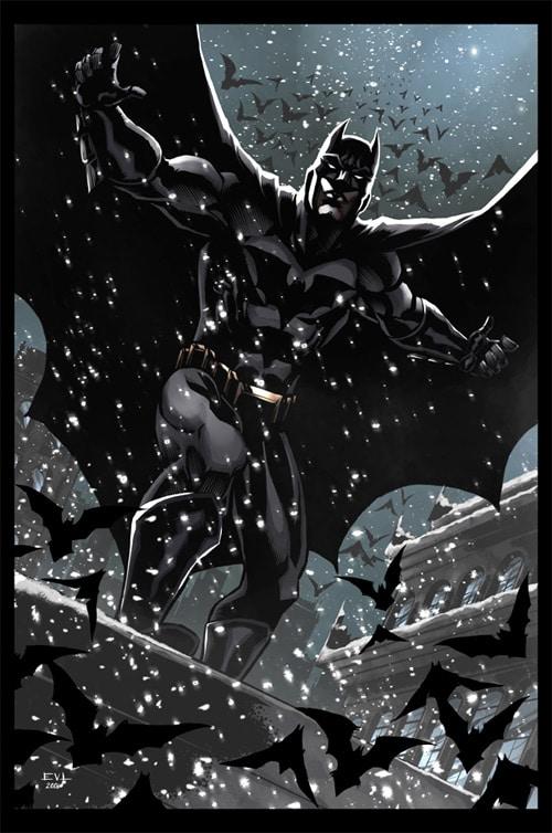 Batman Forever by ErikVonLehmann