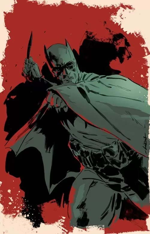 Batman Twart by mbreitweiser