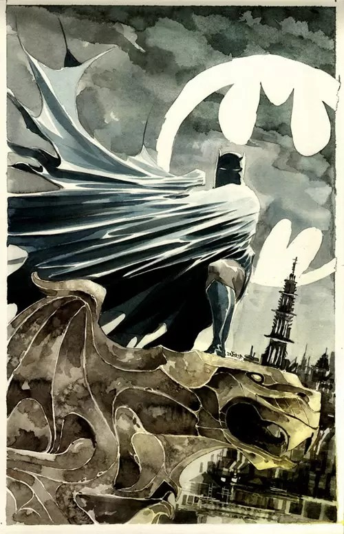 Batman: Streets of Gotham by duss005