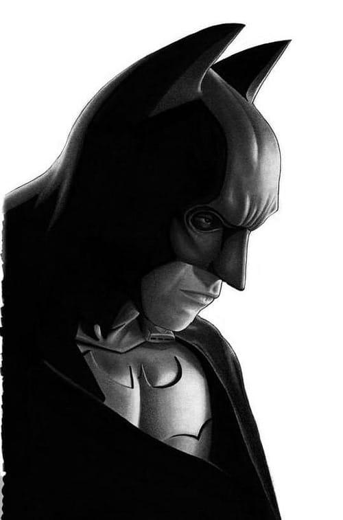 Batman by DMThompson