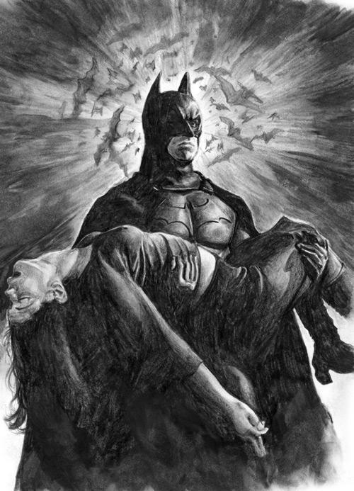 Batman by RobD4E