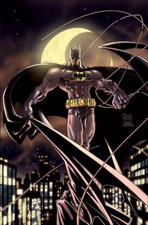 Batman by bigjackstudio