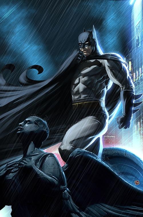 batman by Rennee