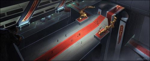 Concept Art: Create a Sci-Fi Interior Using Digital Painting Techniques