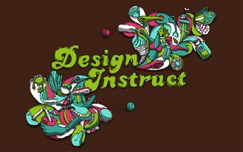 Design a Hand Drawn Illustrated Desktop Wallpaper