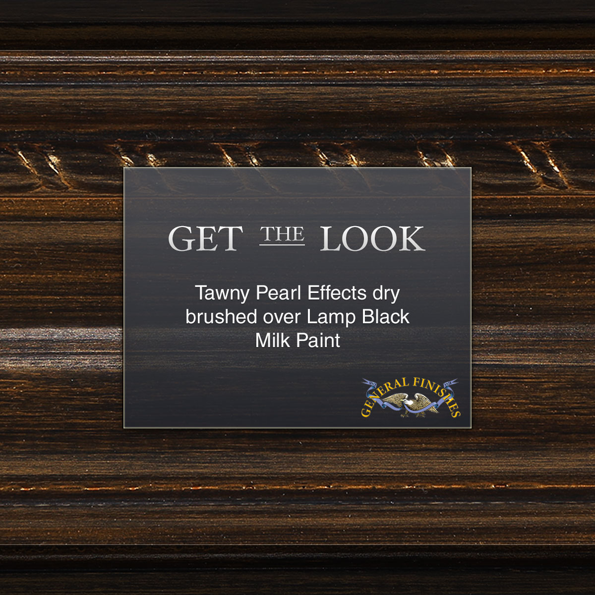 Get The Look Tawny Pearl Effects Over Lamp Black Milk