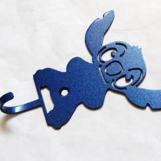 stitch metal wall hook