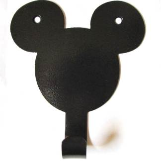metal mickey mouse wall hooks