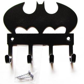 metal batman wall hooks, batman wall art