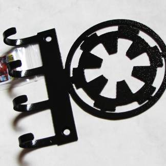 metal star wars imperial sign, star wars sign