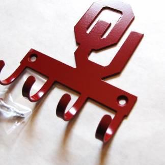 metal ou wall hooks ou key hooks