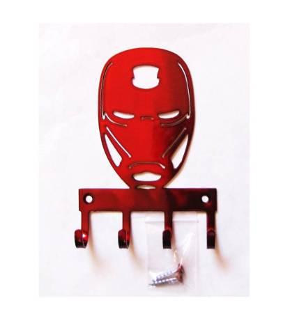 metal iron man wall hooks